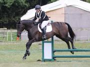 Image 14 in SOUTH NORFOLK PONY CLUB. ODE. 16 SEPT. 2018 THE GALLERY COMPRISES SHOW JUMPING, 60 70 AND 80, FOLLOWED BY 90 AND 100 IN THE CROSS COUNTRY PHASE.  GALLERY COMPLETE.