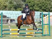 Image 17 in SOUTH NORFOLK PONY CLUB. ODE. 16 SEPT. 2018 THE GALLERY COMPRISES SHOW JUMPING, 60 70 AND 80, FOLLOWED BY 90 AND 100 IN THE CROSS COUNTRY PHASE.  GALLERY COMPLETE.