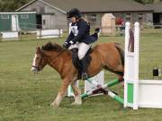 Image 19 in SOUTH NORFOLK PONY CLUB. ODE. 16 SEPT. 2018 THE GALLERY COMPRISES SHOW JUMPING, 60 70 AND 80, FOLLOWED BY 90 AND 100 IN THE CROSS COUNTRY PHASE.  GALLERY COMPLETE.