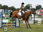 Image 20 in SOUTH NORFOLK PONY CLUB. ODE. 16 SEPT. 2018 THE GALLERY COMPRISES SHOW JUMPING, 60 70 AND 80, FOLLOWED BY 90 AND 100 IN THE CROSS COUNTRY PHASE.  GALLERY COMPLETE.
