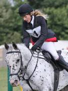 Image 22 in SOUTH NORFOLK PONY CLUB. ODE. 16 SEPT. 2018 THE GALLERY COMPRISES SHOW JUMPING, 60 70 AND 80, FOLLOWED BY 90 AND 100 IN THE CROSS COUNTRY PHASE.  GALLERY COMPLETE.
