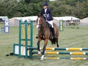 Image 23 in SOUTH NORFOLK PONY CLUB. ODE. 16 SEPT. 2018 THE GALLERY COMPRISES SHOW JUMPING, 60 70 AND 80, FOLLOWED BY 90 AND 100 IN THE CROSS COUNTRY PHASE.  GALLERY COMPLETE.