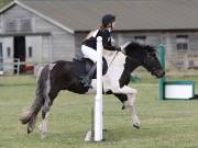 Image 24 in SOUTH NORFOLK PONY CLUB. ODE. 16 SEPT. 2018 THE GALLERY COMPRISES SHOW JUMPING, 60 70 AND 80, FOLLOWED BY 90 AND 100 IN THE CROSS COUNTRY PHASE.  GALLERY COMPLETE.