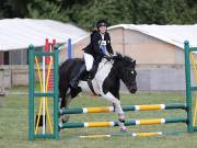 Image 26 in SOUTH NORFOLK PONY CLUB. ODE. 16 SEPT. 2018 THE GALLERY COMPRISES SHOW JUMPING, 60 70 AND 80, FOLLOWED BY 90 AND 100 IN THE CROSS COUNTRY PHASE.  GALLERY COMPLETE.