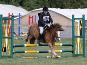 Image 28 in SOUTH NORFOLK PONY CLUB. ODE. 16 SEPT. 2018 THE GALLERY COMPRISES SHOW JUMPING, 60 70 AND 80, FOLLOWED BY 90 AND 100 IN THE CROSS COUNTRY PHASE.  GALLERY COMPLETE.