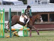 Image 29 in SOUTH NORFOLK PONY CLUB. ODE. 16 SEPT. 2018 THE GALLERY COMPRISES SHOW JUMPING, 60 70 AND 80, FOLLOWED BY 90 AND 100 IN THE CROSS COUNTRY PHASE.  GALLERY COMPLETE.