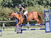 Image 4 in SOUTH NORFOLK PONY CLUB. ODE. 16 SEPT. 2018 THE GALLERY COMPRISES SHOW JUMPING, 60 70 AND 80, FOLLOWED BY 90 AND 100 IN THE CROSS COUNTRY PHASE.  GALLERY COMPLETE.