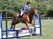 Image 5 in SOUTH NORFOLK PONY CLUB. ODE. 16 SEPT. 2018 THE GALLERY COMPRISES SHOW JUMPING, 60 70 AND 80, FOLLOWED BY 90 AND 100 IN THE CROSS COUNTRY PHASE.  GALLERY COMPLETE.
