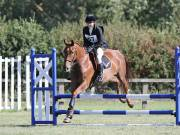 Image 8 in SOUTH NORFOLK PONY CLUB. ODE. 16 SEPT. 2018 THE GALLERY COMPRISES SHOW JUMPING, 60 70 AND 80, FOLLOWED BY 90 AND 100 IN THE CROSS COUNTRY PHASE.  GALLERY COMPLETE.
