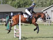Image 9 in SOUTH NORFOLK PONY CLUB. ODE. 16 SEPT. 2018 THE GALLERY COMPRISES SHOW JUMPING, 60 70 AND 80, FOLLOWED BY 90 AND 100 IN THE CROSS COUNTRY PHASE.  GALLERY COMPLETE.