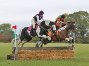 BECCLES AND BUNGAY RIDING CLUB. HUNTER TRIAL. 14TH. OCTOBER 2018