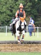 Image 14 in BECCLES AND BUNGAY RIDING CLUB. HUNTER TRIAL. 14TH. OCTOBER 2018