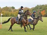 Image 15 in BECCLES AND BUNGAY RIDING CLUB. HUNTER TRIAL. 14TH. OCTOBER 2018
