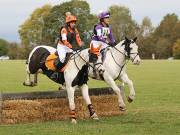 Image 16 in BECCLES AND BUNGAY RIDING CLUB. HUNTER TRIAL. 14TH. OCTOBER 2018