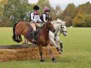 Image 17 in BECCLES AND BUNGAY RIDING CLUB. HUNTER TRIAL. 14TH. OCTOBER 2018