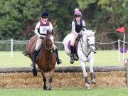 Image 20 in BECCLES AND BUNGAY RIDING CLUB. HUNTER TRIAL. 14TH. OCTOBER 2018