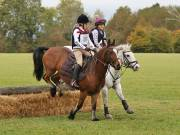 Image 23 in BECCLES AND BUNGAY RIDING CLUB. HUNTER TRIAL. 14TH. OCTOBER 2018