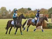 Image 28 in BECCLES AND BUNGAY RIDING CLUB. HUNTER TRIAL. 14TH. OCTOBER 2018