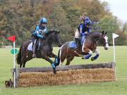 Image 29 in BECCLES AND BUNGAY RIDING CLUB. HUNTER TRIAL. 14TH. OCTOBER 2018