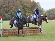 Image 30 in BECCLES AND BUNGAY RIDING CLUB. HUNTER TRIAL. 14TH. OCTOBER 2018