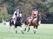 Image 4 in BECCLES AND BUNGAY RIDING CLUB. HUNTER TRIAL. 14TH. OCTOBER 2018
