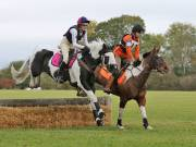 Image 5 in BECCLES AND BUNGAY RIDING CLUB. HUNTER TRIAL. 14TH. OCTOBER 2018