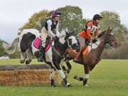 Image 6 in BECCLES AND BUNGAY RIDING CLUB. HUNTER TRIAL. 14TH. OCTOBER 2018