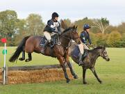Image 7 in BECCLES AND BUNGAY RIDING CLUB. HUNTER TRIAL. 14TH. OCTOBER 2018