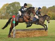 Image 9 in BECCLES AND BUNGAY RIDING CLUB. HUNTER TRIAL. 14TH. OCTOBER 2018