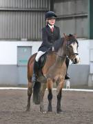 Image 11 in NEWTON HALL EQUITATION. DRESSAGE. 2ND DECEMBER 2018.