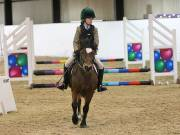 Image 10 in BROADS EQUESTRIAN CENTRE. SHOW JUMPING. 9TH. DEC. 2018