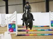 Image 11 in BROADS EQUESTRIAN CENTRE. SHOW JUMPING. 9TH. DEC. 2018