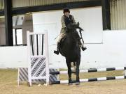 Image 12 in BROADS EQUESTRIAN CENTRE. SHOW JUMPING. 9TH. DEC. 2018