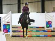 Image 13 in BROADS EQUESTRIAN CENTRE. SHOW JUMPING. 9TH. DEC. 2018