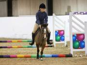 Image 16 in BROADS EQUESTRIAN CENTRE. SHOW JUMPING. 9TH. DEC. 2018
