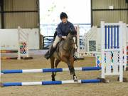 Image 18 in BROADS EQUESTRIAN CENTRE. SHOW JUMPING. 9TH. DEC. 2018