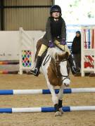 Image 23 in BROADS EQUESTRIAN CENTRE. SHOW JUMPING. 9TH. DEC. 2018