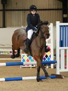 Image 30 in BROADS EQUESTRIAN CENTRE. SHOW JUMPING. 9TH. DEC. 2018