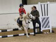 Image 4 in BROADS EQUESTRIAN CENTRE. SHOW JUMPING. 9TH. DEC. 2018