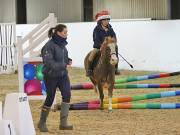 Image 5 in BROADS EQUESTRIAN CENTRE. SHOW JUMPING. 9TH. DEC. 2018