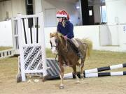 Image 6 in BROADS EQUESTRIAN CENTRE. SHOW JUMPING. 9TH. DEC. 2018