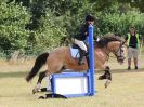 Image 15 in SOUTH NORFOLK PONY CLUB 28 JULY 2018. FROM THE SHOW JUMPING CLASSES.