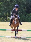 Image 23 in SOUTH NORFOLK PONY CLUB 28 JULY 2018. FROM THE SHOW JUMPING CLASSES.