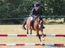 Image 25 in SOUTH NORFOLK PONY CLUB 28 JULY 2018. FROM THE SHOW JUMPING CLASSES.
