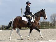 Image 7 in BROADLAND EQUESTRIAN CENTRE. DRESSAGE. 13 APRIL 2019