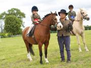 Image 13 in BERGH  APTON  HORSE  SHOW.  PART  TWO.