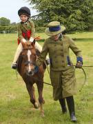 Image 30 in BERGH  APTON  HORSE  SHOW.  PART  TWO.